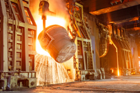 Boilerwork, Iron and steel industry, Metallurgy